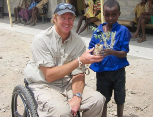Erik Schultz of Thriive:  Creating a Culture of Philanthropy in the Developing World