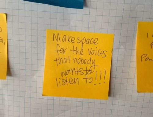 """Sticky"" Words of Wisdom at Opportunity Collaboration"